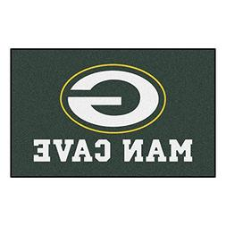 FANMATS 14306 NFL Green Bay Packers Nylon Universal Man Cave
