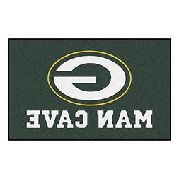 FANMATS 14306 NFL Green Bay Packers Nylon Universal Man Cave