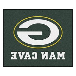 FANMATS 14307 NFL Green Bay Packers Nylon Universal Man Cave