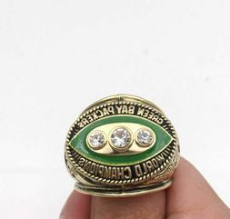 1967 GREEN BAY PACKERS Super Bowl Championship Ring 18k GOLD