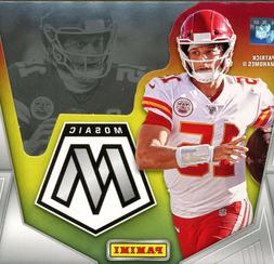 2020 Panini Mosaic Base Veterans & Inserts - Complete Your S
