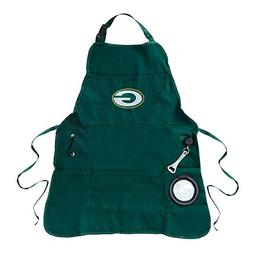 Team Sports America Ultimate NFL Tailgate Grilling Apron, Gr