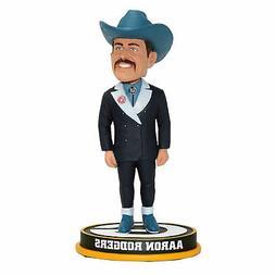 Aaron Rodgers  Canadian Tuxedo Exclusive NFL Bobblehead #/36