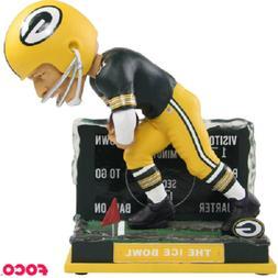Bart Starr Green Bay Packers Ice Bowl Bobblehead NFL