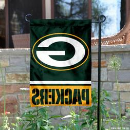 Green Bay Packers Garden Flag and Yard Banner