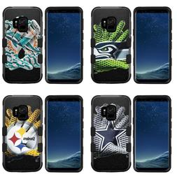 Football Glove Hard Rugged Impact Armor Case for Galaxy S10/