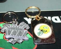 NFL Football Green Bay Packers Super Bowl XXXI  Unique Key C