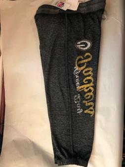 gray green bay packers sleepwear pants women