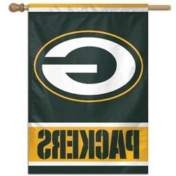 GREEN BAY PACKERS ~  Official NFL 28x40 Outdoor House Flag B