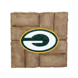 Green Bay Packers 12 In. X 12 In. Decorative Garden Stepping