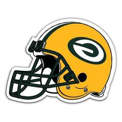 Green Bay Packers 12 Inch Helmet Vinyl Car Magnet  NFL Auto