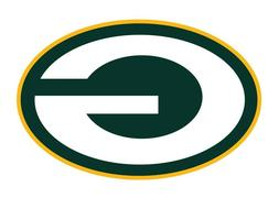 Green Bay Packers 2 PACK NFL Decal Sticker - You Choose Size