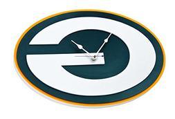 Foam Fanatics Green Bay Packers 3D Foam Wall Clock