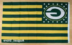Green Bay Packers 3x5 ft Flag Banner NFL