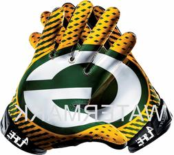 "Green Bay Packers 4LIFE 6"" Car Truck Window Or Wall Glossy G"