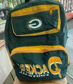 GREEN BAY PACKERS Backpack and Insulated food container
