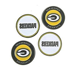 Green Bay Packers Ball Marker Set