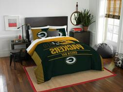 Green Bay Packers Bedding Full/Queen  OFFICIAL NFL