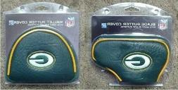 Green Bay Packers NFL Blade or Mallet Putter Golf Club Head