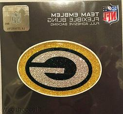 green bay packers bling color logo oval