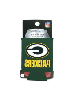 Green Bay Packers Can Cooler Collapsible Insulated Bottle Ho