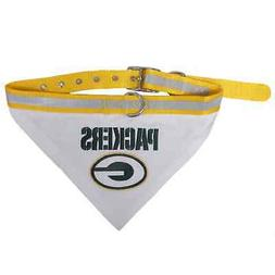 Pets First Green Bay Packers Collar Bandana
