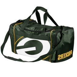 Green Bay Packers Duffle Bag Gym Swimming Carry On Travel Lu