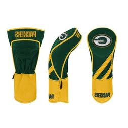 GREEN BAY PACKERS EMBROIDERED HYBRID HEADCOVER INDIVIDUAL NE