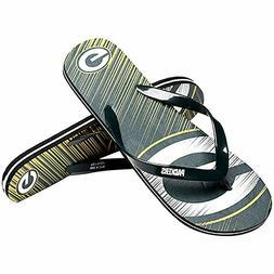Green Bay Packers Flip Flops Sandals Unisex Water Shoes Mens