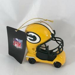 Green Bay Packers Football Field Car Team Ornament NFL Team