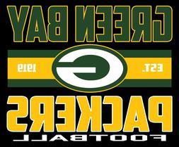 Green Bay Packers Football Men's T-Shirts