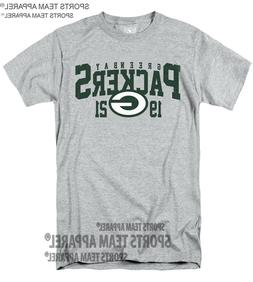 GREEN BAY PACKERS JERSEY T-SHIRT
