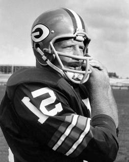 Green Bay Packers JIM RINGO Glossy 8x10 Photo NFL Football P