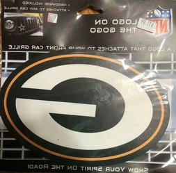 Green Bay Packers LoGo on the GoGo   Automobile Emblem for F