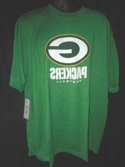 Green Bay Packers Men's Majestic Big & Tall Shirt