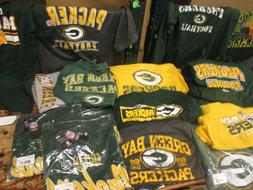 Green Bay Packers NFL Men's *2 MYSTERY SHIRTS* - Multiple Si