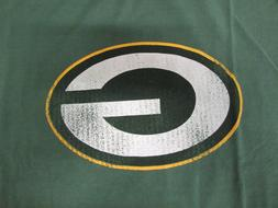 Green Bay Packers Men's Big & Tall Big Logo Graphic NFL Tee