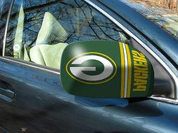 Green Bay Packers Mirror Covers Perfect for Gameday and Tail