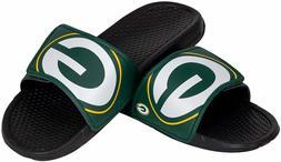 Green Bay Packers NFL 2019 Men's Legacy Sport Slide Sandals