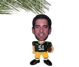 Green Bay Packers NFL Flathlete Aaron Rodgers #12 Resin Chri