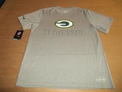 Green Bay Packers NFL JUST DO IT Men's Dri Fit NFL T-Shirt