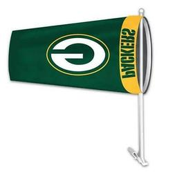 Green Bay Packers NFL Licensed 2 Sided Team Logo Car Truck W