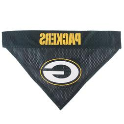Green Bay Packers NFL Licensed Pets First Dog Pet Reversible