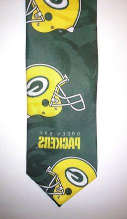 Ralph Marlin Green Bay Packers NFL Men's Necktie Vintage 199