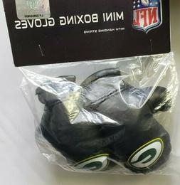 green bay packers nfl mini boxing gloves