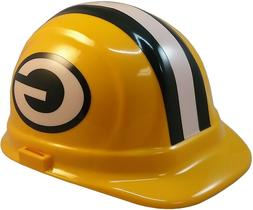 Green Bay Packers Wincraft NFL Team Hard Hat with Pin Lock S