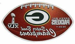 Green Bay Packers NFL Superbowl XLV Champion Licensed Car /