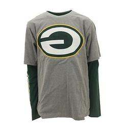 Green Bay Packers Official NFL Apparel Kids Youth Size 2 Shi