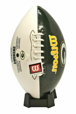 Green Bay Packers Wilson Official NFL Team Collectors Footba