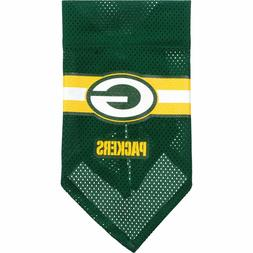 Green Bay Packers Pet Dog Bandana Small